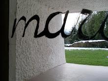 Le Corbusier/ ventana de notre-dame-du-haut. ronchamp