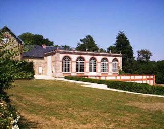 la salle de rception lorangerie du chteau de breteuil - Chateau De Breteuil Mariage