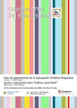 XVI Ruta del Arte 2008