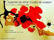 I Muestra Arte Ciudad Huesca 2010