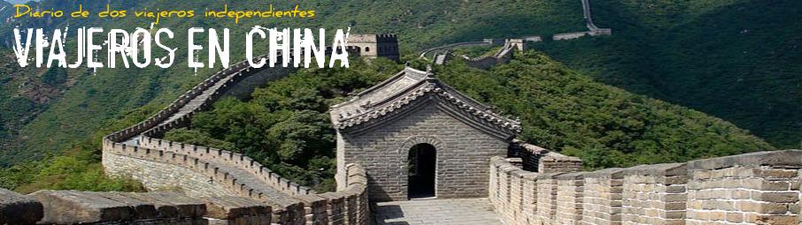 Viajeros en China