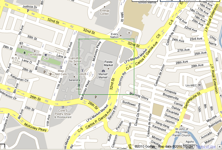 How To Get To Market Market – Telus Maps and Directions