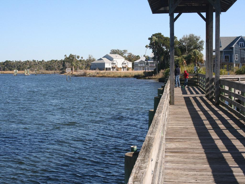 Crystal river fishing report saltwater fishing piers for Crystal pier fishing