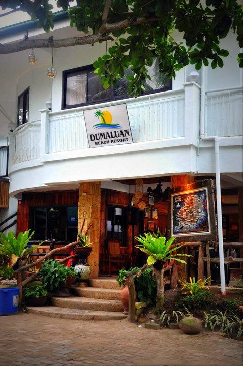 Philippines Beach Dumaluan Beach Resort