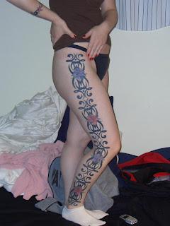 Japanese Back Body Tattoo