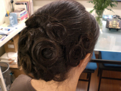 Ladies Wedding Hair