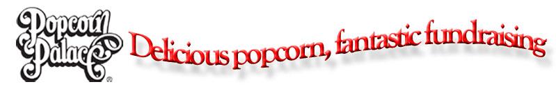 Delicious popcorn, fantastic fundraising