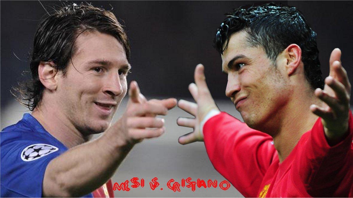 Ronaldo y messi no trabajan, hacen lo que les gusta