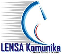 Logo LENSA Komunika