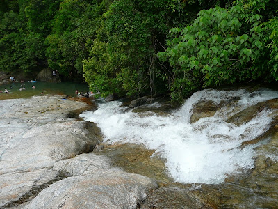 Khao Kram waterfalls