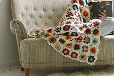 FREE CROCHET GRANNY SQUARE AFGHAN PATTERNS « CROCHET FREE PATTERNS