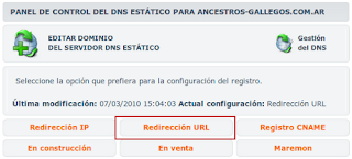 Redireccin URL