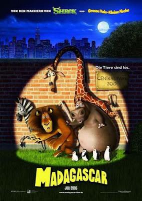 Скачать мультфильм на итальянском зыке. Мадагаскар