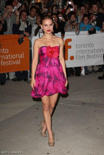 natalie portman lanvin. Natalie Portman#39;s Best Red