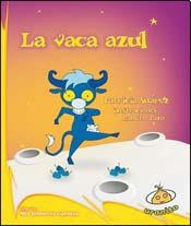 La vaca azul