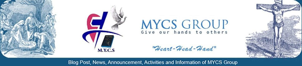 Myanmar Young Catholic Students Bangkok (MYCS-BKK)