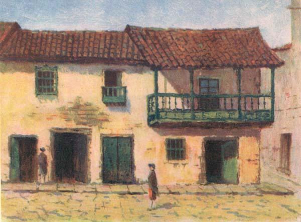 El bicentenario contexto historico Como eran las casas griegas