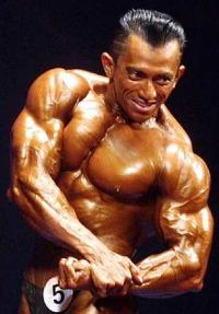 world bodybuilders pictures: Malaysia bodybuilder photo