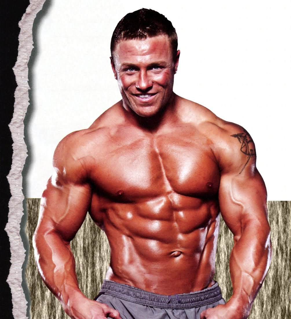 Male Fitness Model Workout Bodybuilding.com