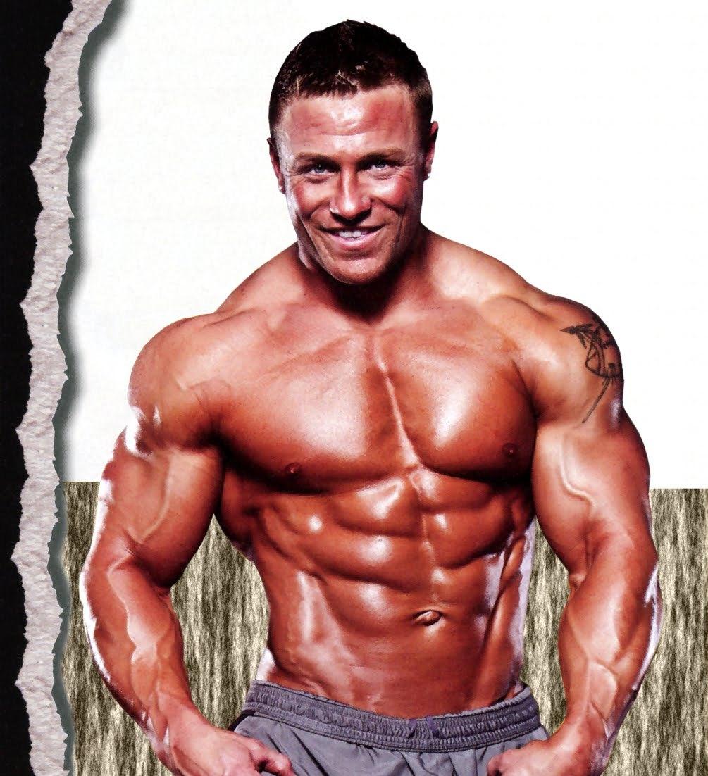 world bodybuilders pictures: bodybuilder brad rowe