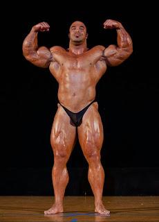 world bodybuilders pictures: pakistani bodybuilder zack