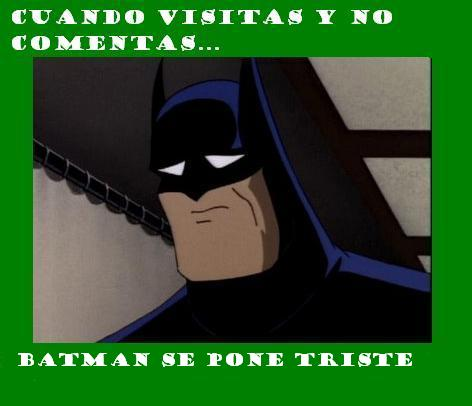 En Busca de un Batman Feliz