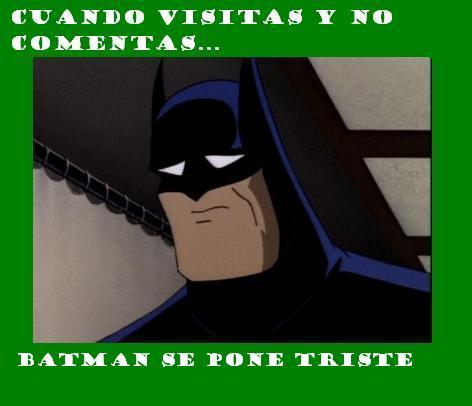 En Busca de un Batman Feliz