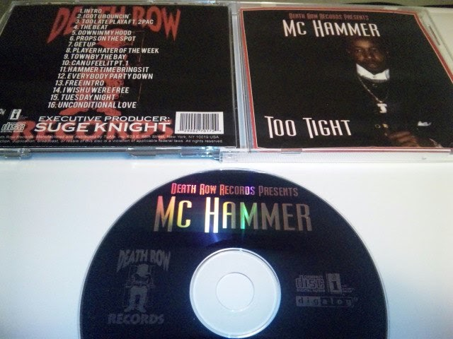 Too Tight (MC Hammer album)