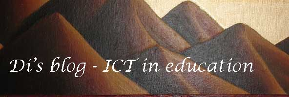 Di's blog - ICT in education
