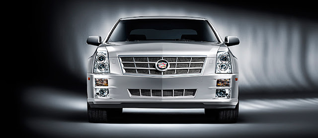 Front view of 2011 Cadillac STS