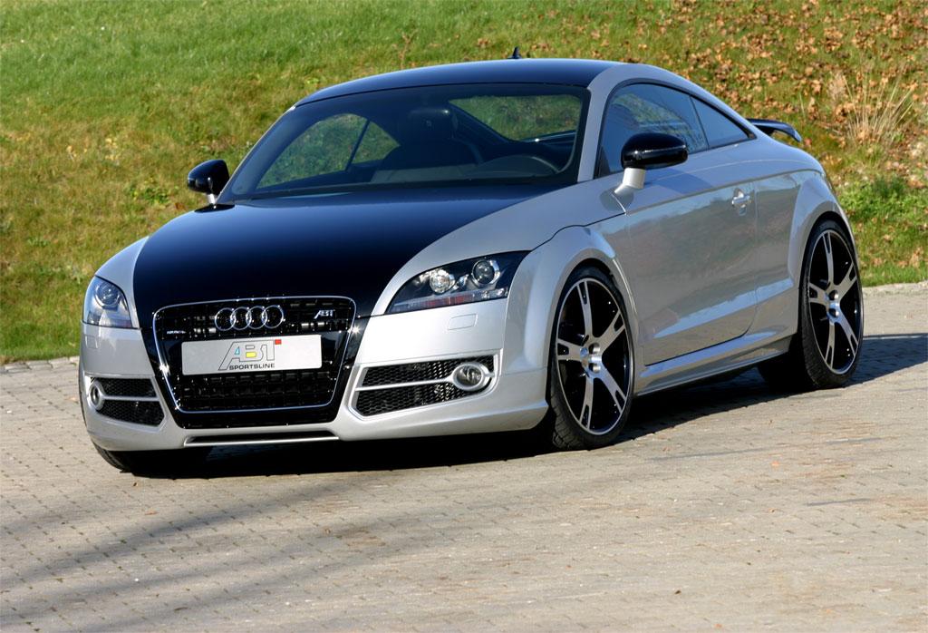Audi ABT TT R