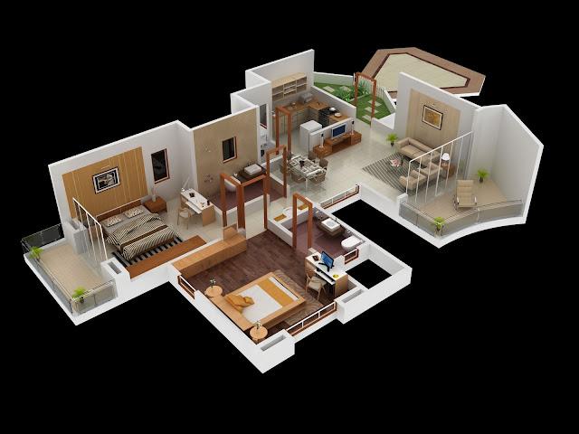 Bhk Interior Design Cost In Bangalore