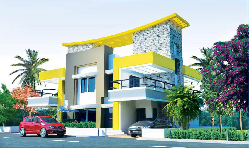 Can you think of owning a 3 BHK Bungalow in 50 -60 lakhs in Pune real
