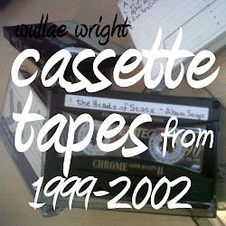 cassette tapes from 1999-2002