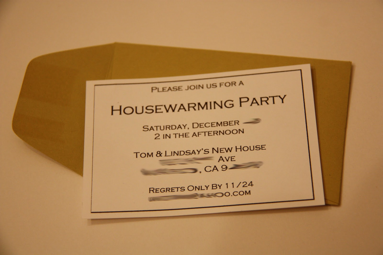 Invitation Housewarming Party Baby Shower – Invitations for Housewarming Party