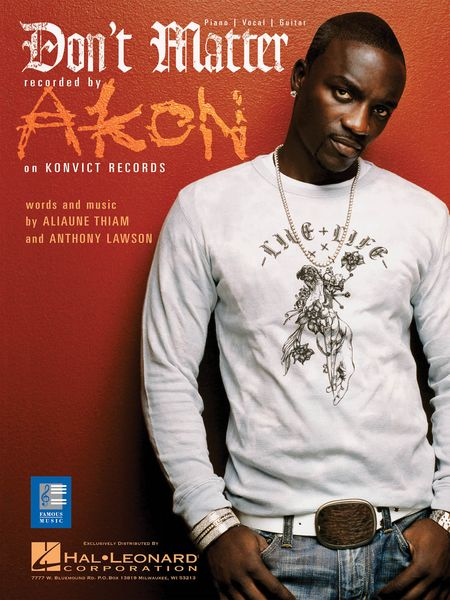Akon-Don't Matter-hd video song-1080p