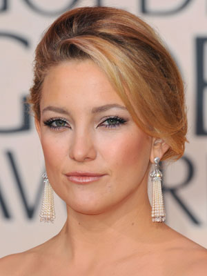 Celebrity Updo Hairstyles