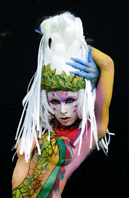 International Body Painting Art