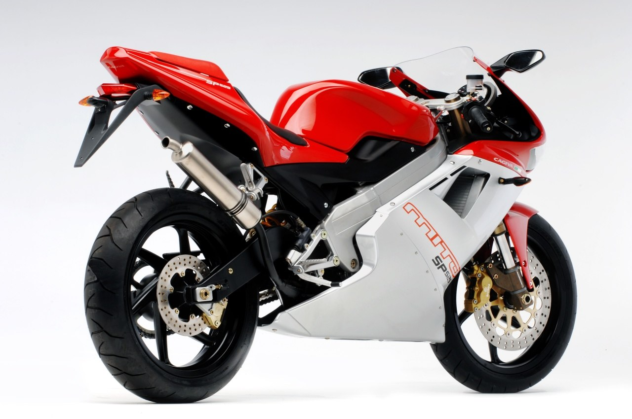 Motorsports Performance Motorcycles Cagiva Mito Sp 525