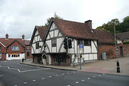 Oldest building in Winchester