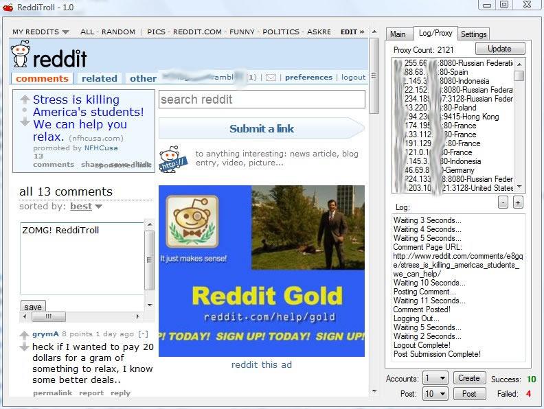 Reddit download all comments