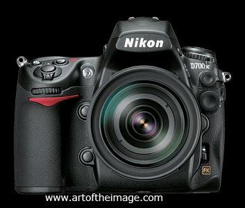 Nikon D700x DSLR