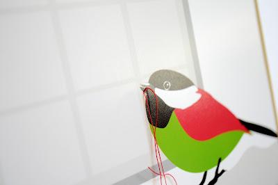orignal bird art