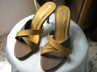 Gold Dust Heels