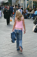 Amazing beautiful jeans street amateur candids