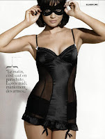 Bond Girl Olga Kurylenko In Lingerie For FHM France