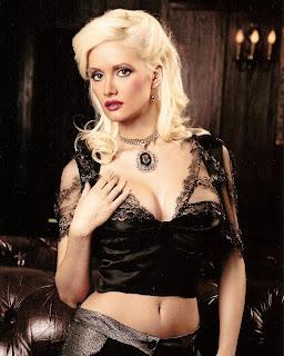 Holly Madison Non Nude Photoshoot