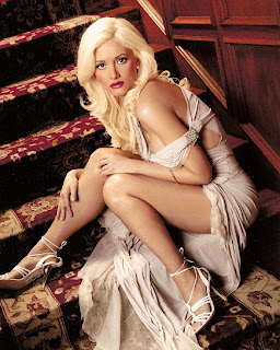 Holly Madison Non Nude Photoshoot