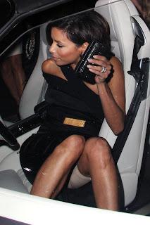 Eva Longoria's Upskirt Girdle Picture