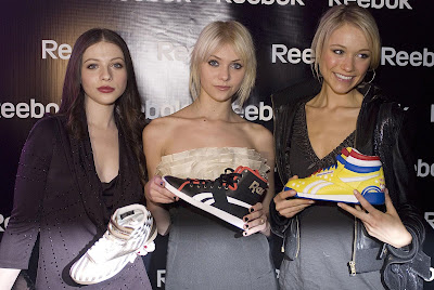 Michelle Trachtenberg: Reebok Shoe Model?